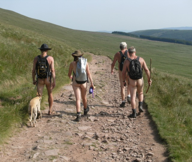 Anyone Into Nude Hiking Where Can You Do It